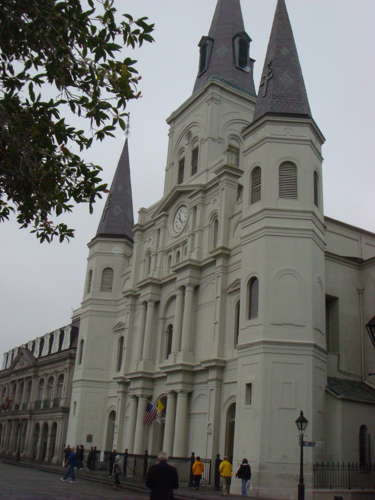 cathédrale new orleans 1